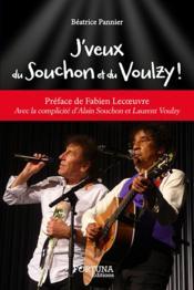 J'veux du Souchon et du Voulzy - Couverture - Format classique
