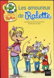 Les amoureux de Ralette - Couverture - Format classique