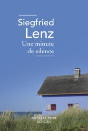 Une minute de silence - Couverture - Format classique