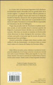 Belgravia - 4ème de couverture - Format classique