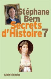 Secrets d'histoire t.7 - Couverture - Format classique