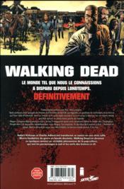 Walking Dead T.27 ; Les Chuchoteurs - 4ème de couverture - Format classique