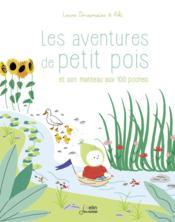 Les aventures de Petit Pois et son manteau aux 100 poches - Couverture - Format classique