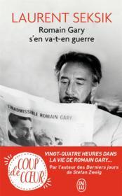Romain Gary s'en va-t-en guerre - Couverture - Format classique