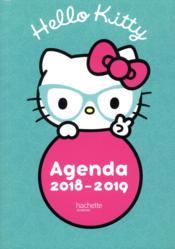 Agenda Hello Kitty (édition 2018/2019) - Couverture - Format classique