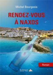 Rendez-vous à Naxos - Couverture - Format classique