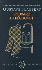 Bouvard et Pécuchet - Couverture - Format classique