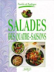 Salades des quatre saissons - Couverture - Format classique