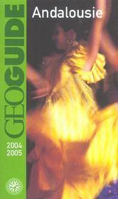Geoguide ; Andalousie (Edition 2004) - Intérieur - Format classique