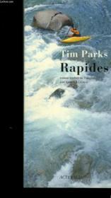 Rapides - Couverture - Format classique