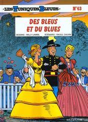 Les tuniques bleues t.43 ; des bleus et du blues - Intérieur - Format classique