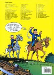 Les tuniques bleues t.43 ; des bleus et du blues - 4ème de couverture - Format classique
