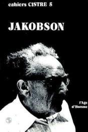 Jakobson - Couverture - Format classique
