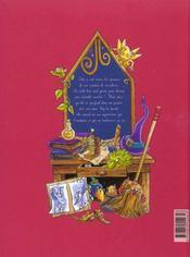 Zélie t.1 ; l'apprentie sorcière - 4ème de couverture - Format classique
