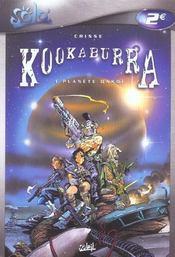 Kookaburra T.1 ; planète Dakoï - Intérieur - Format classique