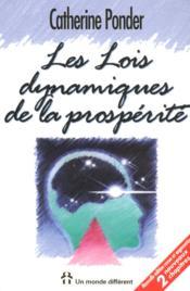 Les lois dynamiques de la prosperite - Couverture - Format classique