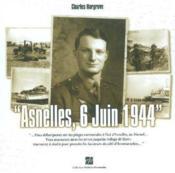 Asnelles , 6 Juin 1944 - Couverture - Format classique