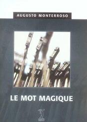 Le mot magique - Intérieur - Format classique