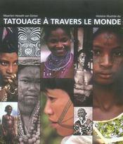 Le tatouage à travers le monde - Intérieur - Format classique