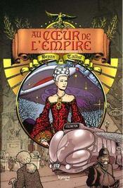 Au coeur de l'empire t.1 ; l'héritage de Luther Arkwright - Intérieur - Format classique