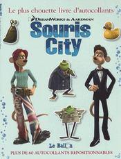 Souris City ; Le Plus Chouette Livre D'Autocollants - Intérieur - Format classique