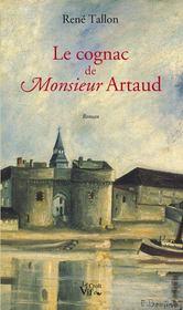 Le cognac de monsieur Artaud - Couverture - Format classique