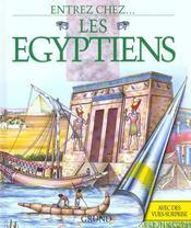 Entrez Chez Les Egyptiens - Intérieur - Format classique