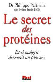 Secret Des Proteines - Couverture - Format classique
