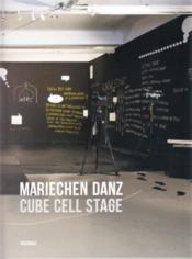 Mariechen Danz Cube Cell Stage /Anglais/Allemand - Couverture - Format classique
