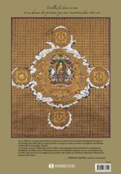 Les Bouddhas de la galerie céleste - 4ème de couverture - Format classique