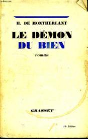 Les Demons Du Bien. - Couverture - Format classique