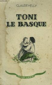 Toni Le Basque - Couverture - Format classique