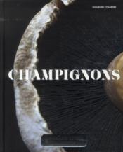 Le grand livre Hachette des champignons - Couverture - Format classique