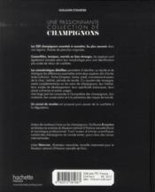 Le grand livre Hachette des champignons - 4ème de couverture - Format classique