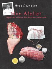 L'atelier Desnoyer - Couverture - Format classique