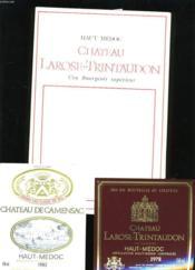 Chateau Laroze-Trintaudon - Couverture - Format classique