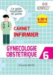 Gynécologie obstétrique - Couverture - Format classique