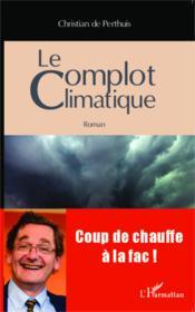 Complot climatique - Couverture - Format classique