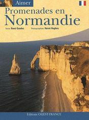 Promenades en Normandie - Intérieur - Format classique