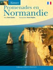 Promenades en Normandie - Couverture - Format classique