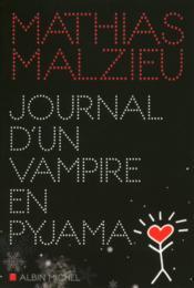 Journal d'un vampire en pyjama - Couverture - Format classique