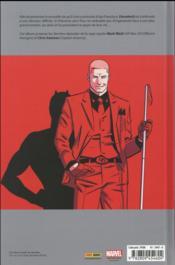 Daredevil all-new T.4 - 4ème de couverture - Format classique