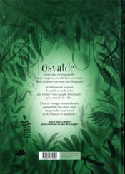 L'envol d'Osvaldo - 4ème de couverture - Format classique