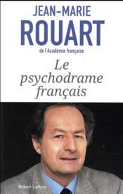 Le psychodrame français - Couverture - Format classique