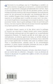 Le psychodrame français - 4ème de couverture - Format classique