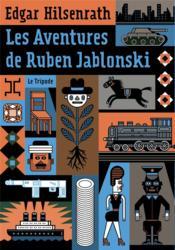 Les aventures de Ruben Jablonski - Couverture - Format classique