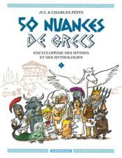 50 nuances de Grecs T.1 - Couverture - Format classique