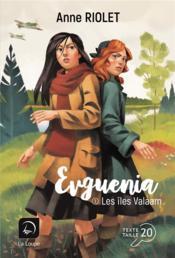 Evguenia t.1 ; les îles Valaam - Couverture - Format classique