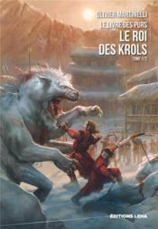 Le livre des purs T.1 ; le roi des Krols - Couverture - Format classique