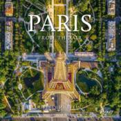 Paris from the air /anglais - Couverture - Format classique